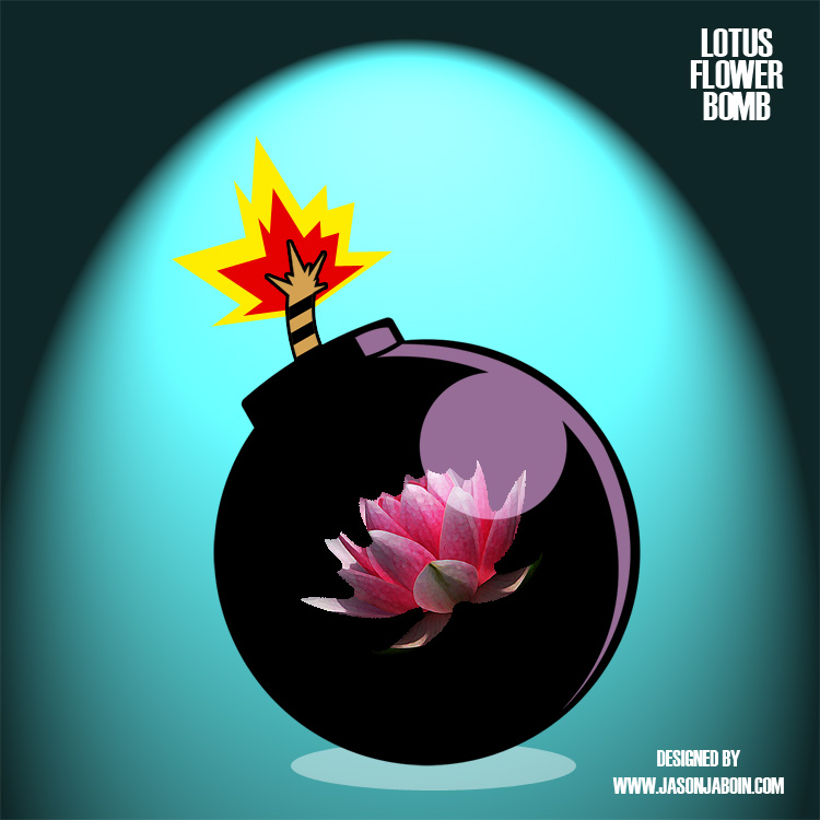 Lotus flower bomb tumblr images for Lotus flower bomb tattoo